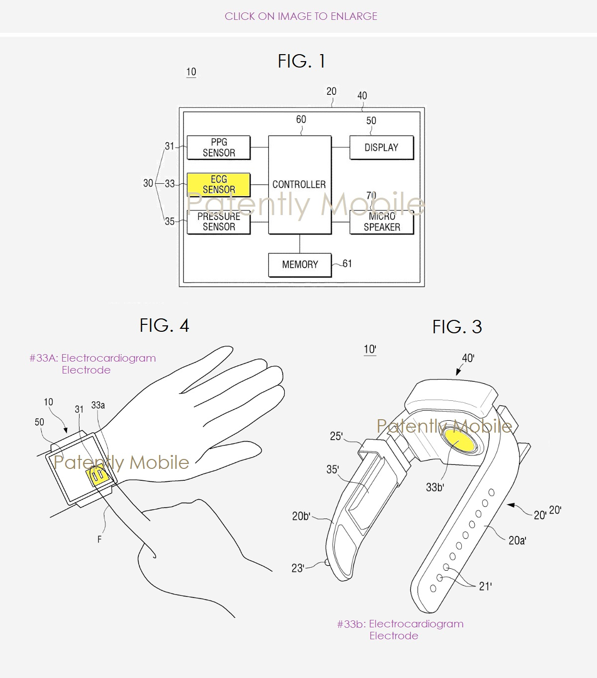 hight resolution of 2 samsung ecg patent for gear watch feature