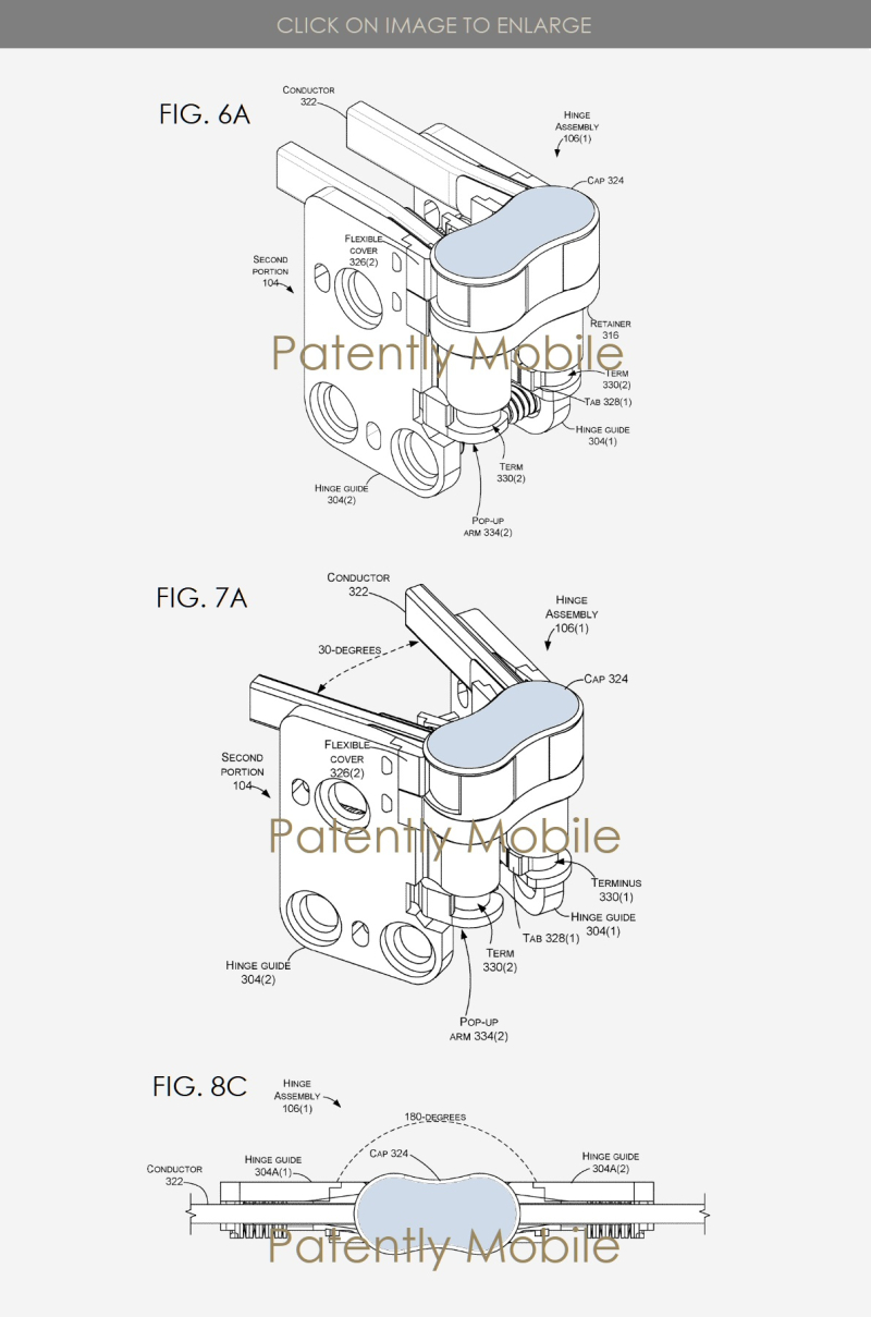 Microsoft invents an Elaborate Hinge & Locking System for