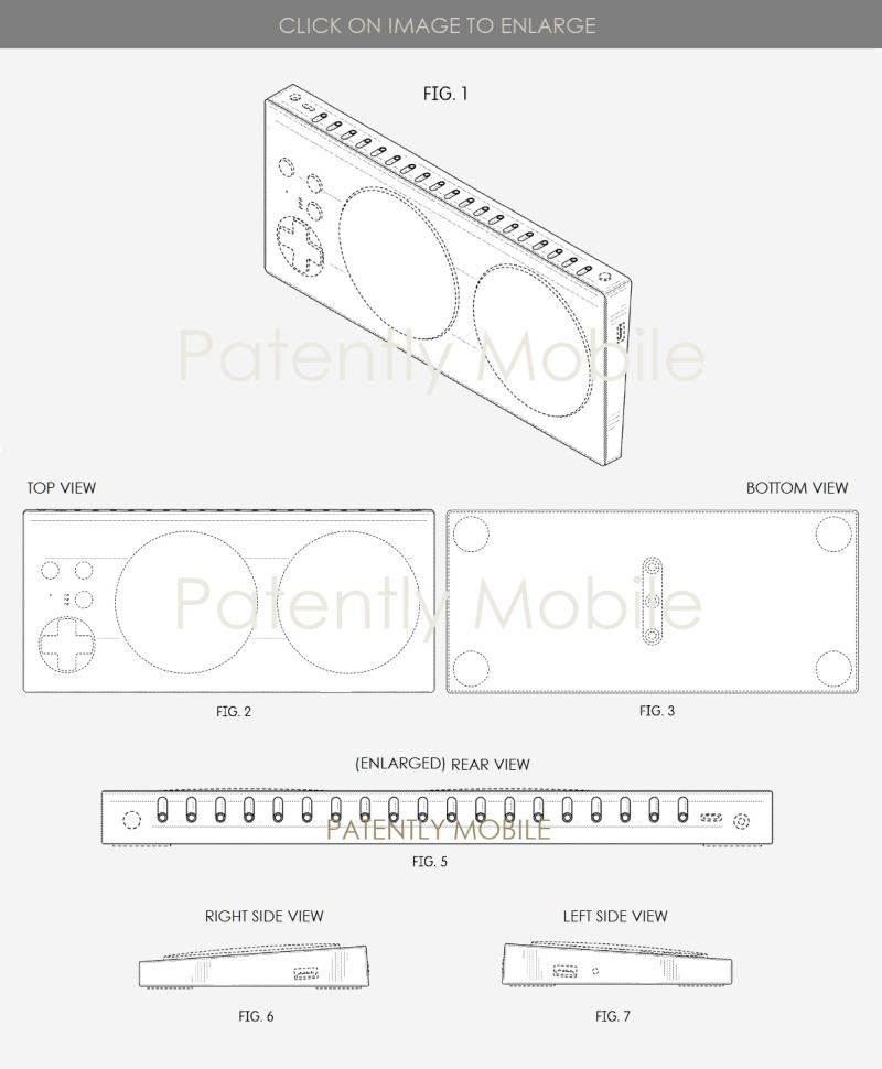 Microsoft Wins Design Patent for 'Xbox Adaptive Controller