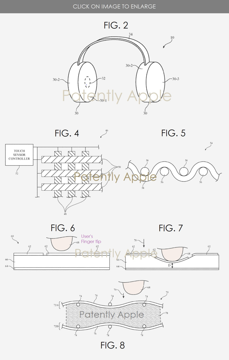 Apple Wins Over-the-Ear Headphones Patent Covering Smart