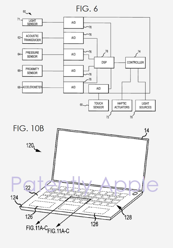 Apple wins a Patent for a Possible Dual Display MacBook