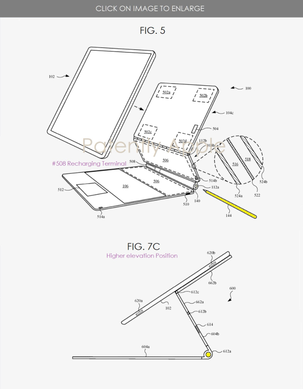 Apple updates their original iPad Pro Magic Keyboard