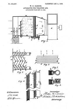 Air Conditioning Patent