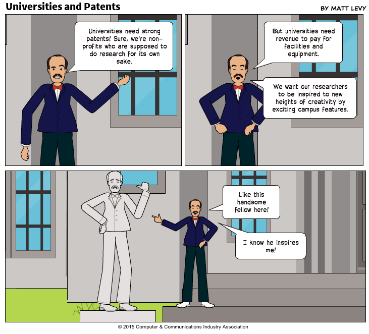 2015 05 07 Universities_and_Patents_by_Matt_Levy