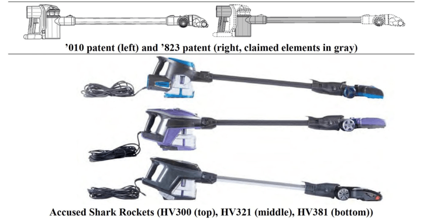Comparison of Dyson and Shark vacuums