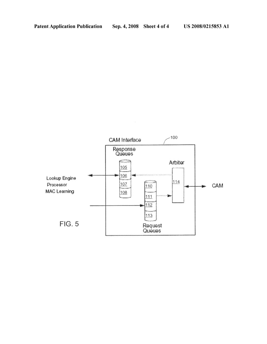 hight resolution of system and method for line rate frame processing engine using a generic instruction set diagram schematic and image 05