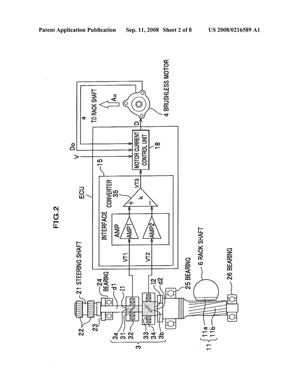 medium resolution of power steering schematic wiring diagrampower steering schematic diagram wiring diagram centremagnetostrictive torque sensor and electric power