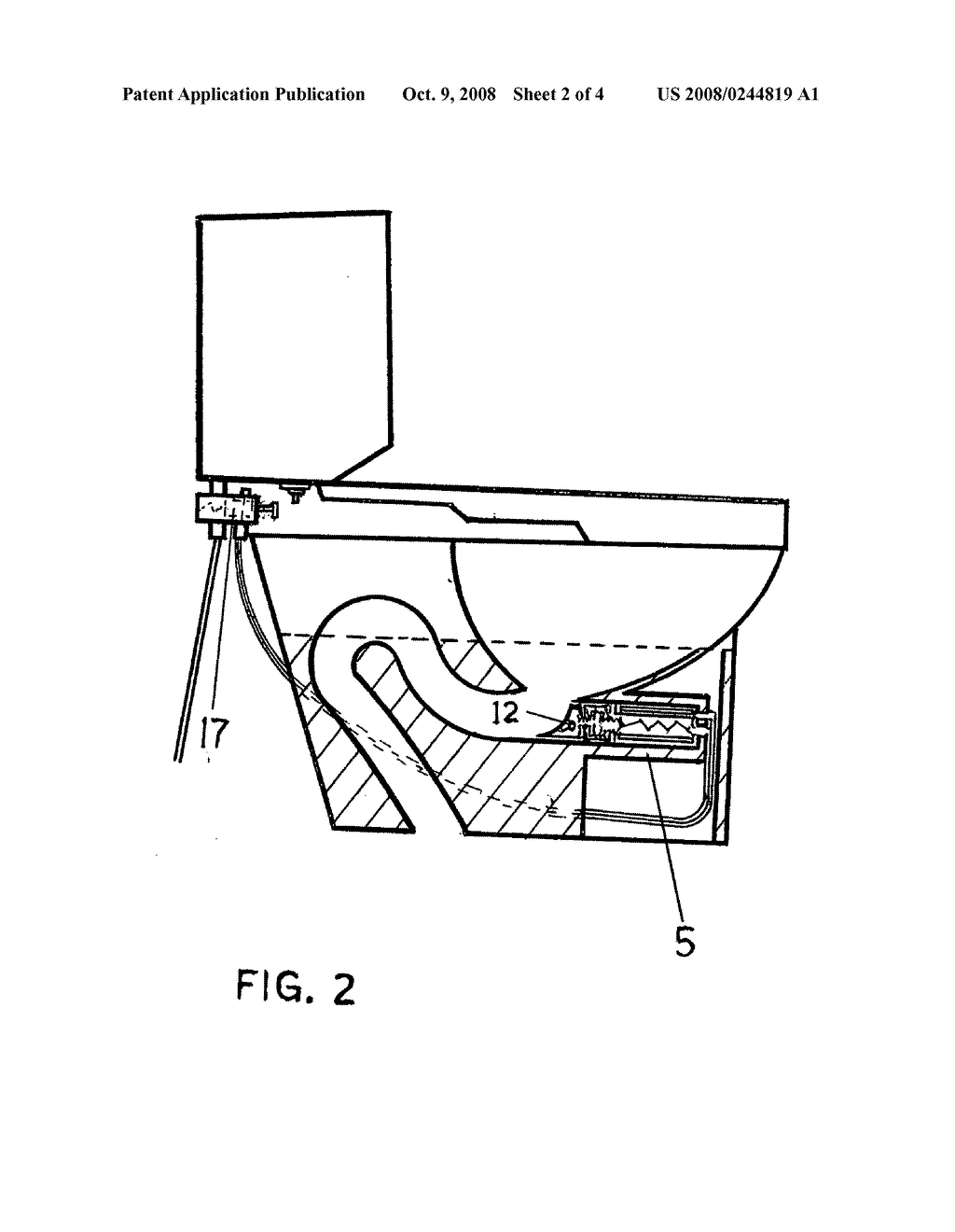 hight resolution of self plunging toilet and method of clearing a toilet diagram schematic and image 03