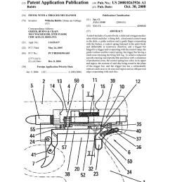 shotgun trigger mechanism diagram [ 1024 x 1320 Pixel ]