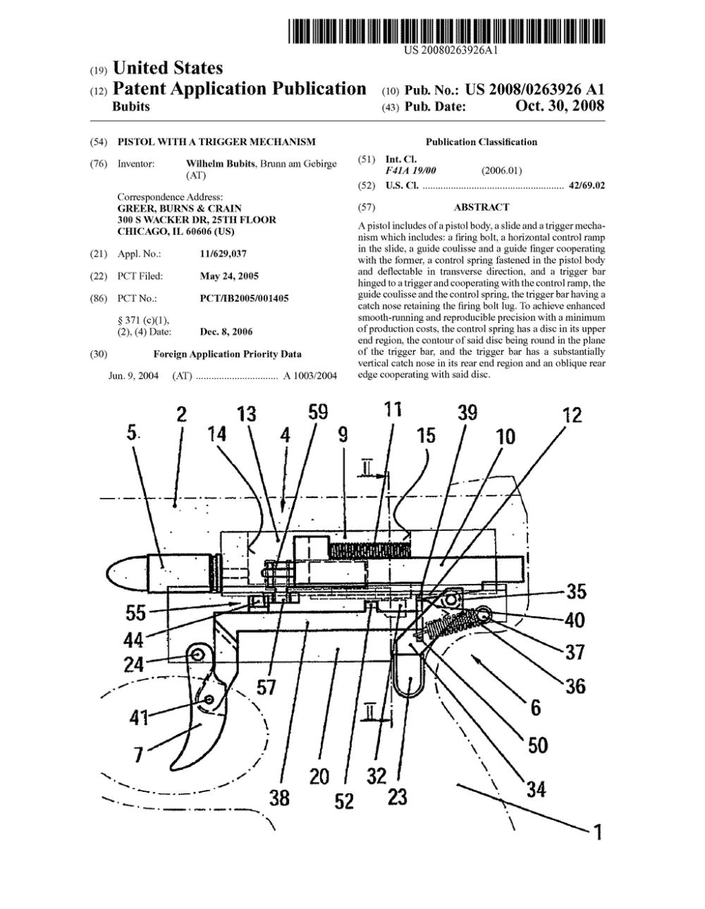 medium resolution of shotgun trigger mechanism diagram