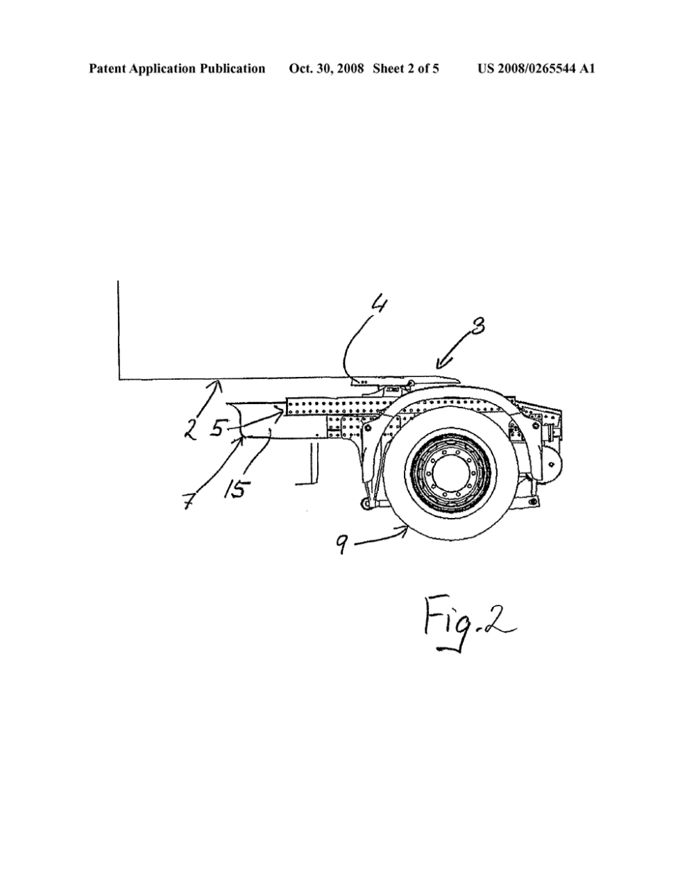 medium resolution of fifth wheel assembly for coupling a trailer to a truck tractor and a method for operating said assembly diagram schematic and image 03