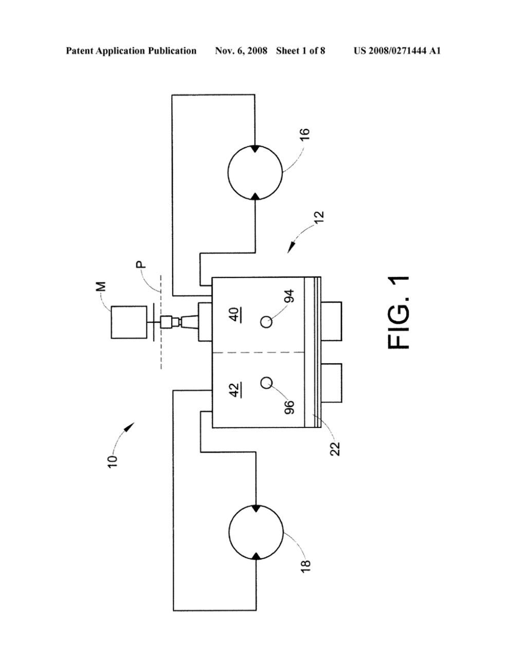 medium resolution of return to neutral mechanism for hydraulic pump diagram schematic and image 02