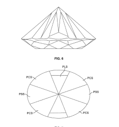 oval shaped diamond cut having hearts and arrows pattern diagram schematic and image 04 [ 1024 x 1320 Pixel ]