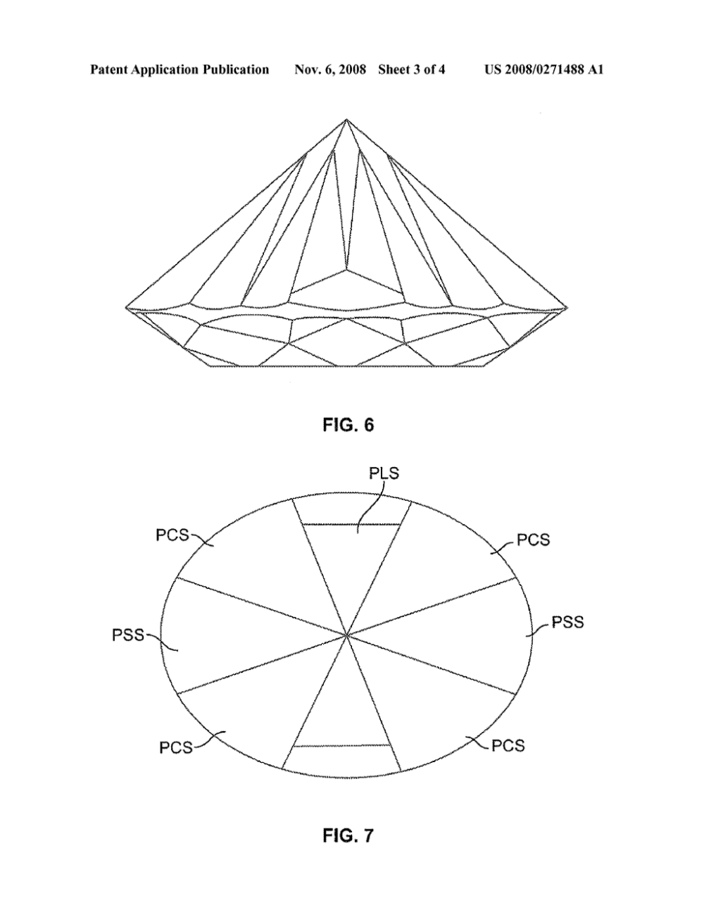 medium resolution of oval shaped diamond cut having hearts and arrows pattern diagram schematic and image 04