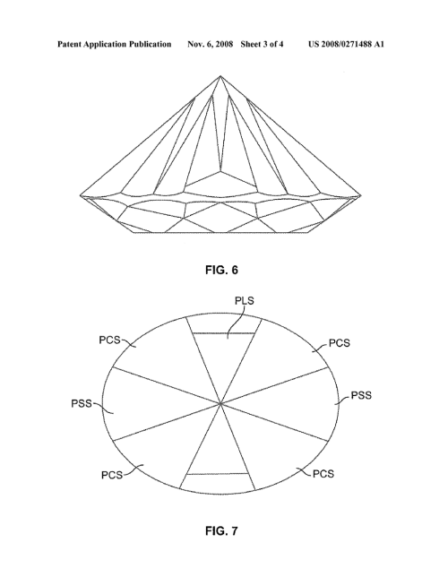 small resolution of oval shaped diamond cut having hearts and arrows pattern diagram schematic and image 04