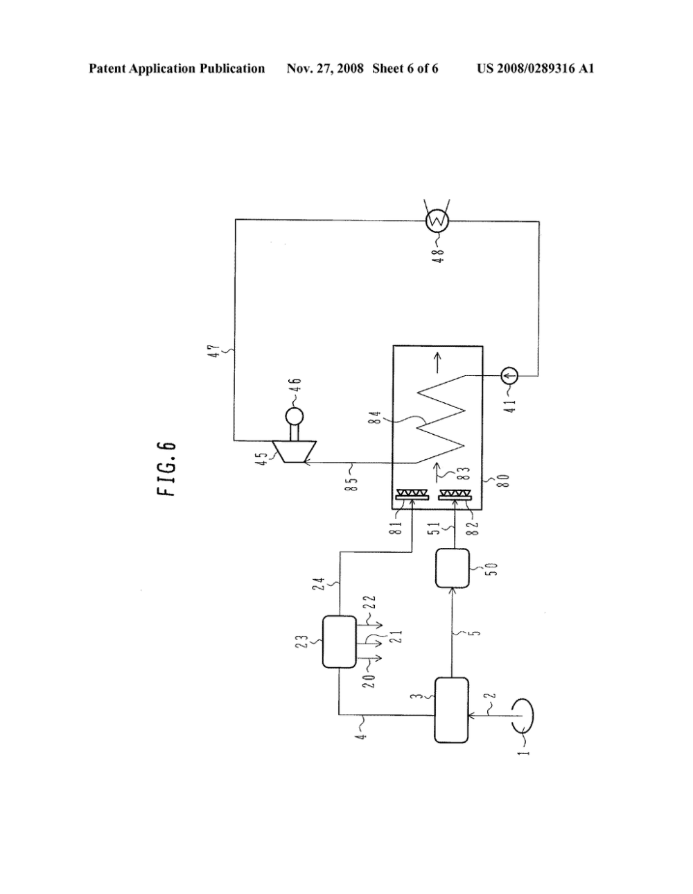 medium resolution of combined cycle power plant and steam thermal power plant diagram schematic and image 07