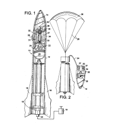 airborne device such as model rocket with light and sound for observing and retrieving diagram schematic and image 02 [ 1024 x 1320 Pixel ]