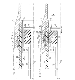 non bolt joint structure and method for producing non bolt joint structure diagram schematic and image 04 [ 1024 x 1320 Pixel ]