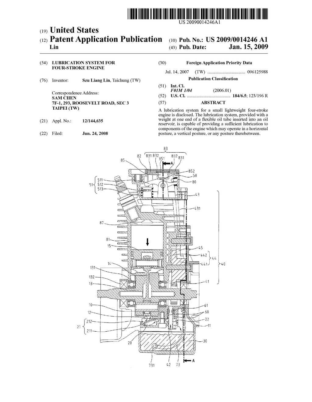 hight resolution of lubrication system for four stroke engine diagram schematic and image 01