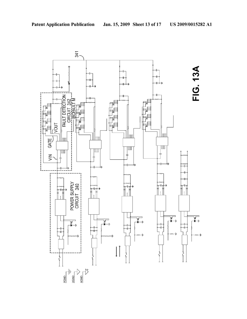 hight resolution of electronics tester with a signal distribution board and a wafer chuck having different coefficients of thermal expansion diagram schematic and image 14