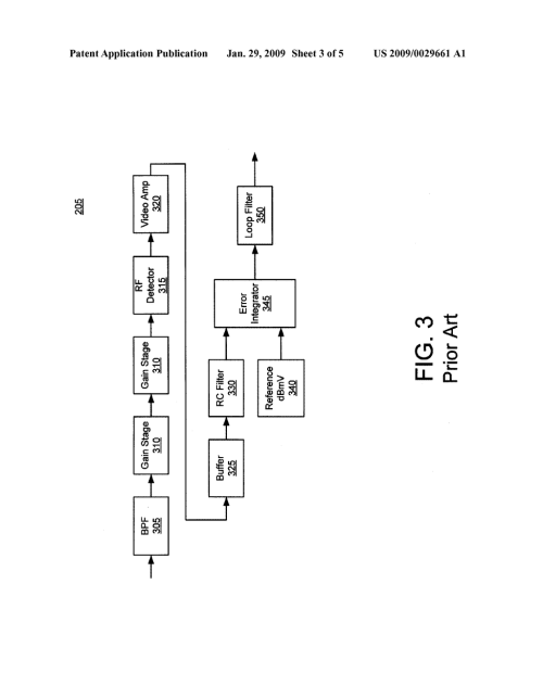 small resolution of amplifier with a quadrature amplitude modulation qam modulated and a continuous wave automatic gain control agc circuit diagram schematic and image