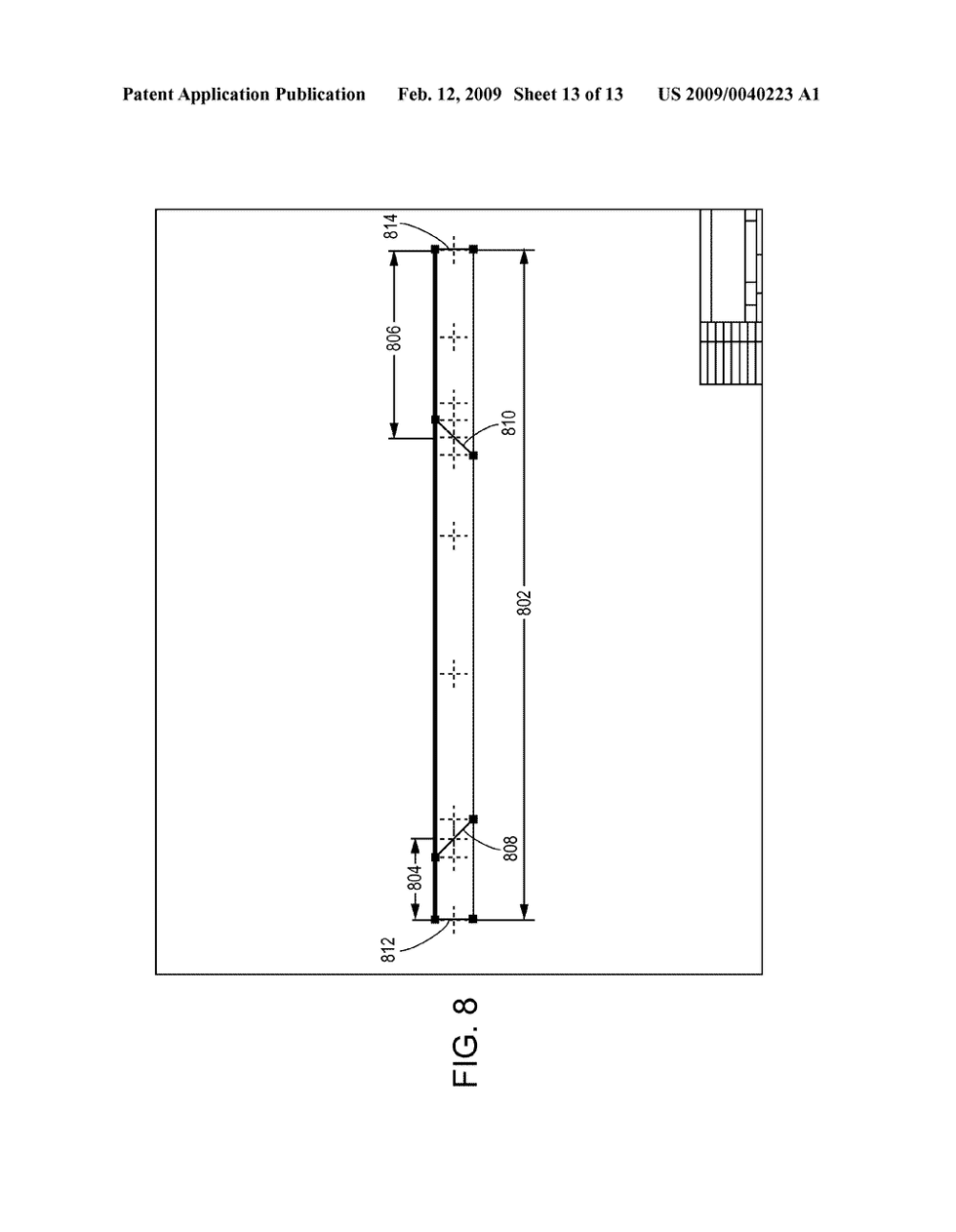 medium resolution of method for generating three dimensional ribbon cable objects in computer aided design drawings diagram schematic and image 14