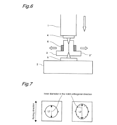 rolled material for fracture split connecting rod excelling in fracture splittability hot forged part for fracture split connecting rod excelling in  [ 1024 x 1320 Pixel ]