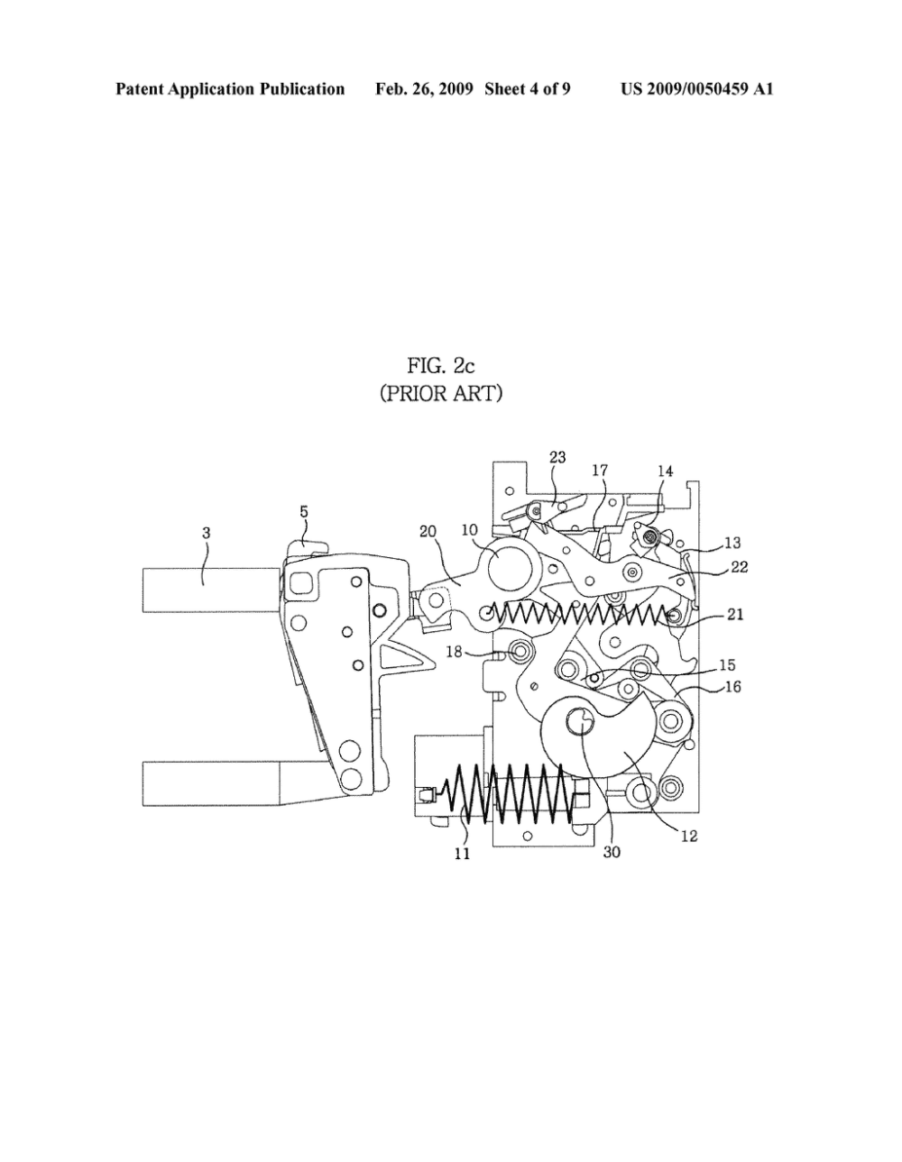 medium resolution of motor of spring charging device in air circuit breaker diagram schematic and image 05