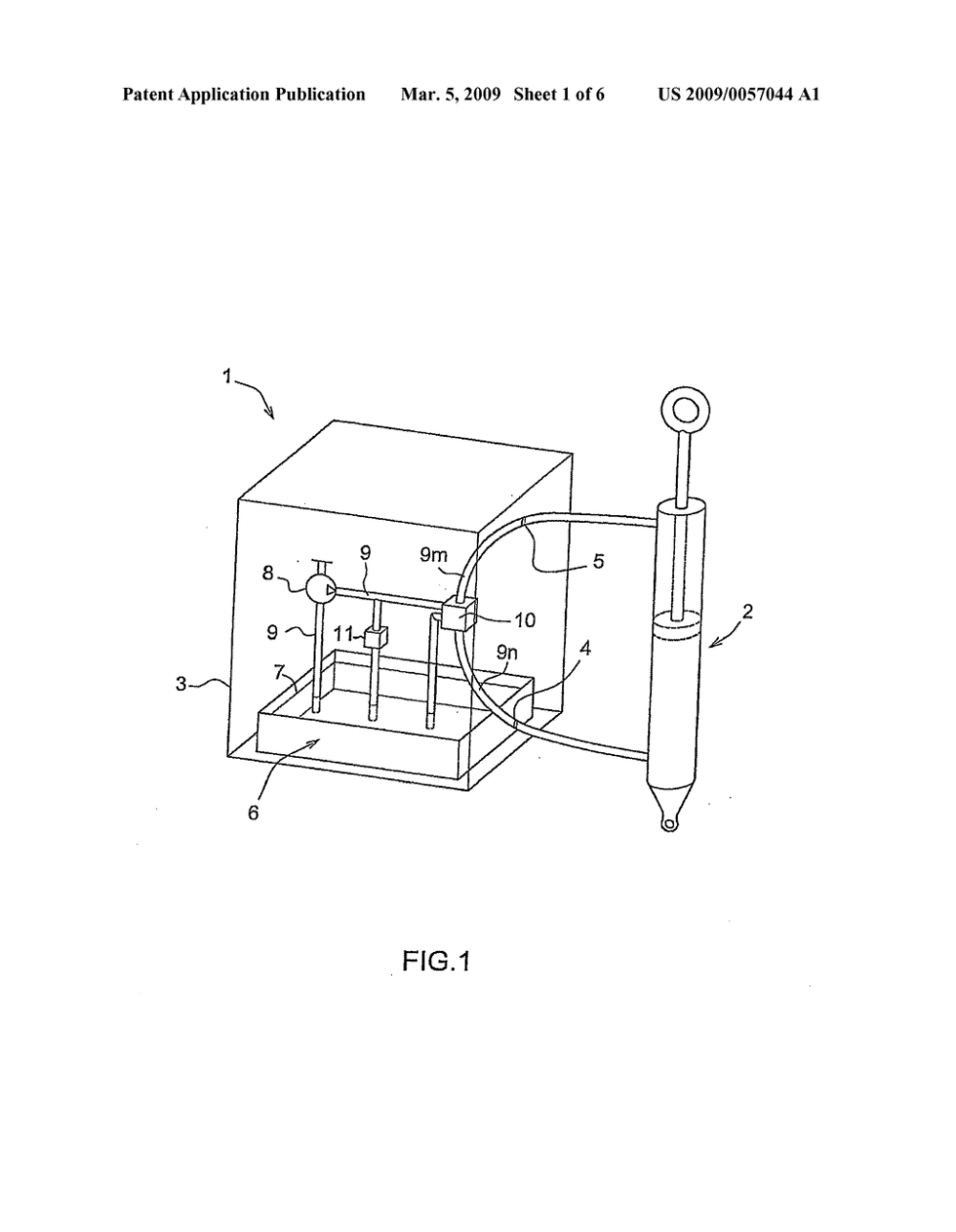 medium resolution of hydraulic pump unit for a hydraulic cab tilting mechanism diagram schematic and image 02
