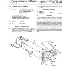 trailer coupler assembly diagram [ 1024 x 1320 Pixel ]
