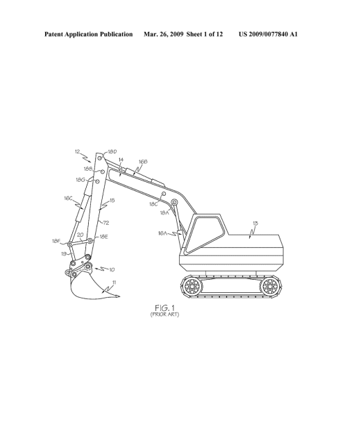 small resolution of progressive linkage for excavator thumb diagram schematic and image 02