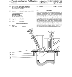inlet port design to improve scavenging in overhead valve two stroke engine diagram  [ 1024 x 1320 Pixel ]