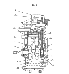 crankcase scavenging mechanism for a four stroke engine diagram schematic and image 02 [ 1024 x 1320 Pixel ]