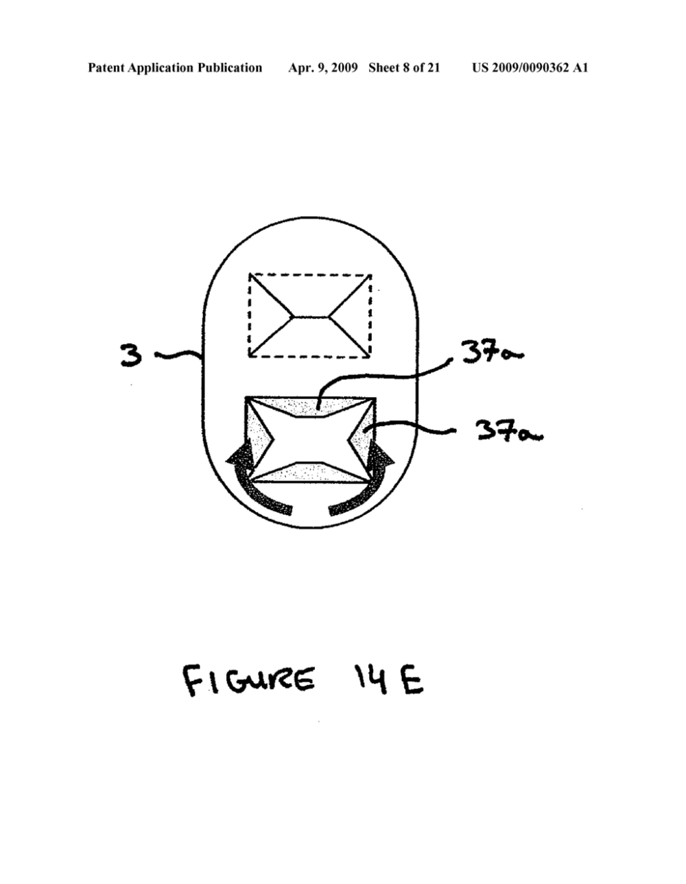 medium resolution of blister piercing element for dry powder inhaler diagram schematic and image 09
