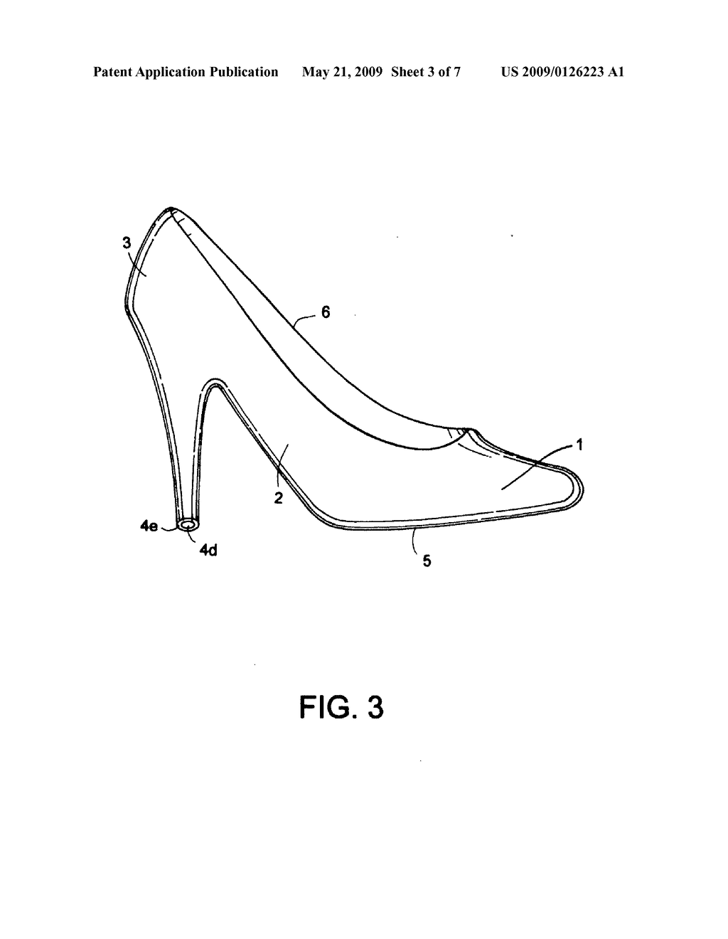 hight resolution of form fitting cover for high heel shoes diagram schematic and image 04