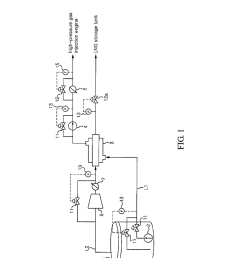 fuel gas supply system and method of an lng carrier diagram schematic and image 02 [ 1024 x 1320 Pixel ]