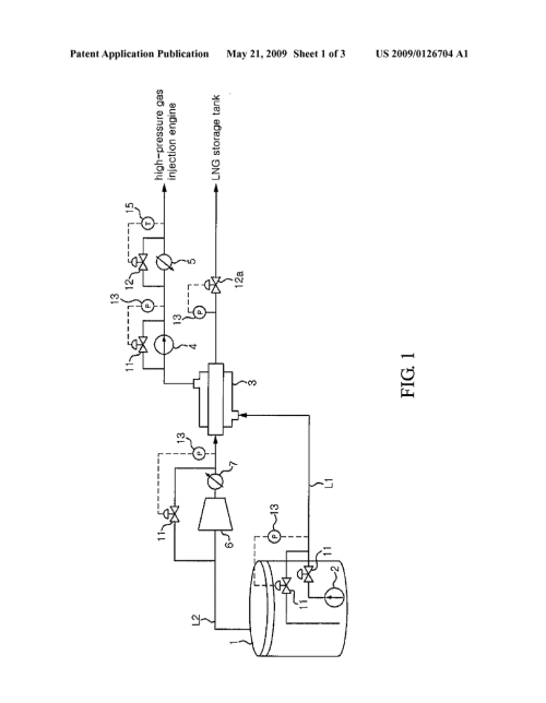 small resolution of fuel gas supply system and method of an lng carrier diagram schematic and image 02