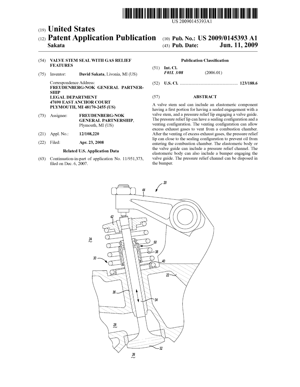 hight resolution of valve stem seal with gas relief features diagram schematic and image 01