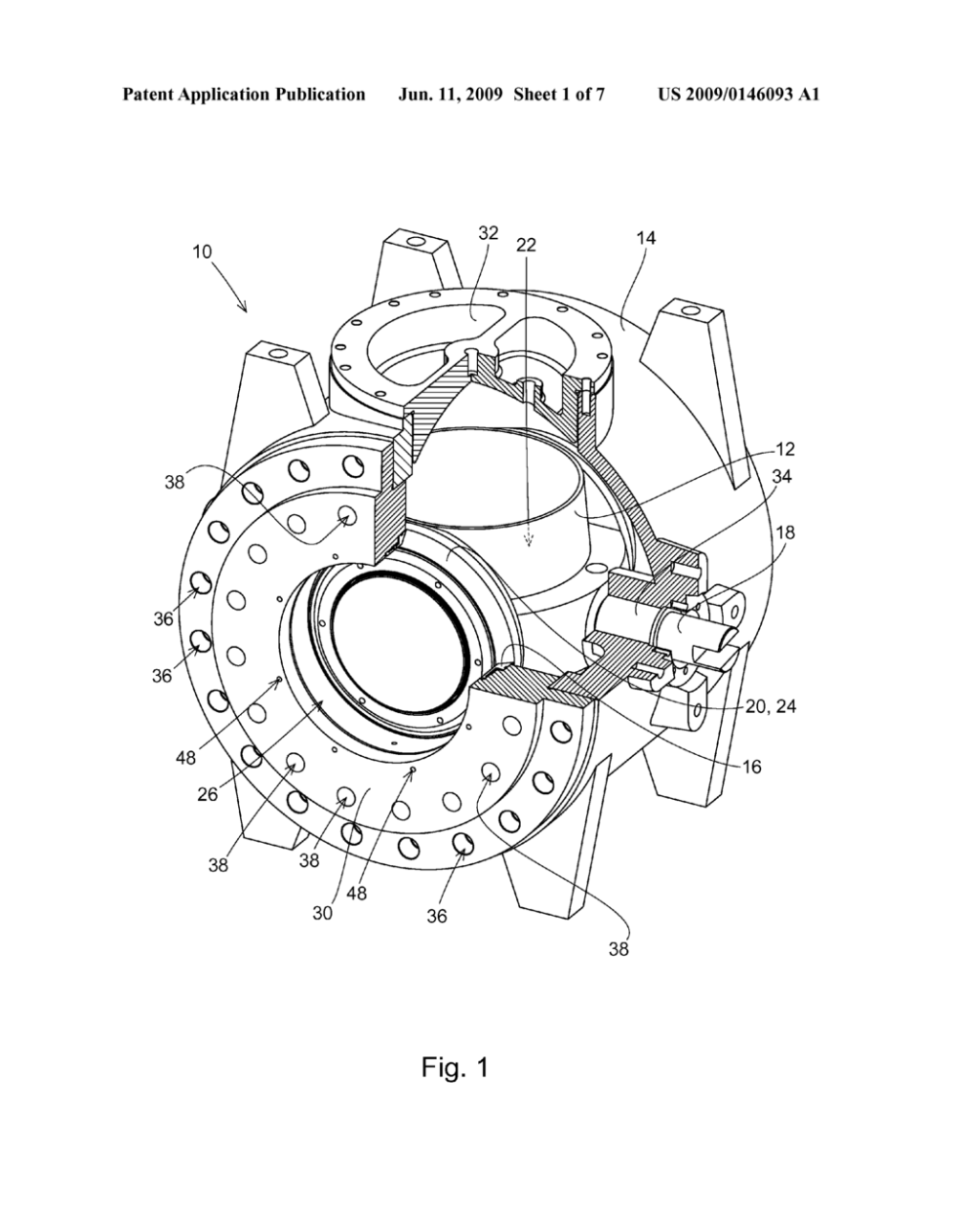 medium resolution of ball valve housing seat and method of securing the same to a ball valve diagram schematic and image 02