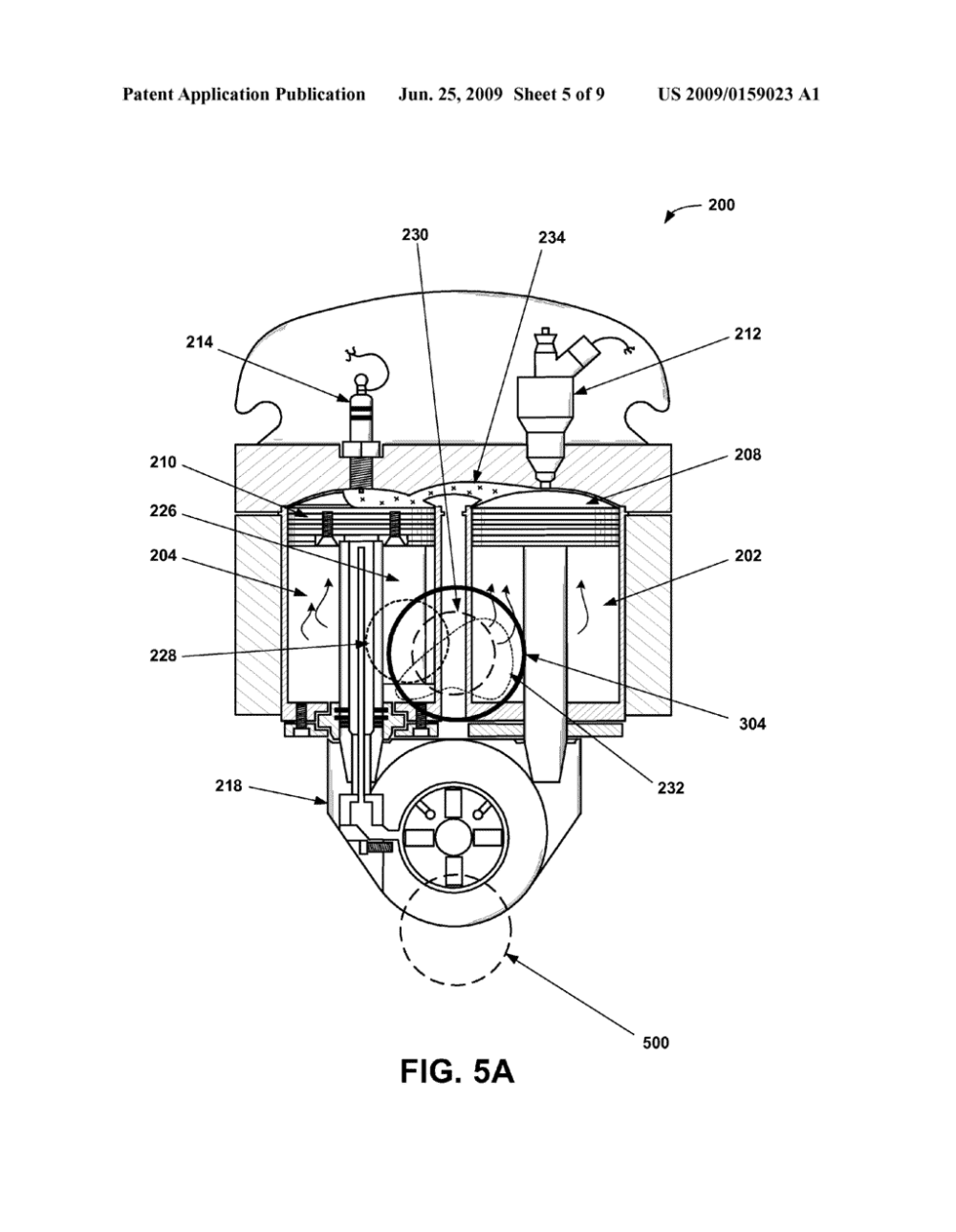 medium resolution of internal combustion engine twin power unit having an oscillating cylinder diagram schematic and image 06