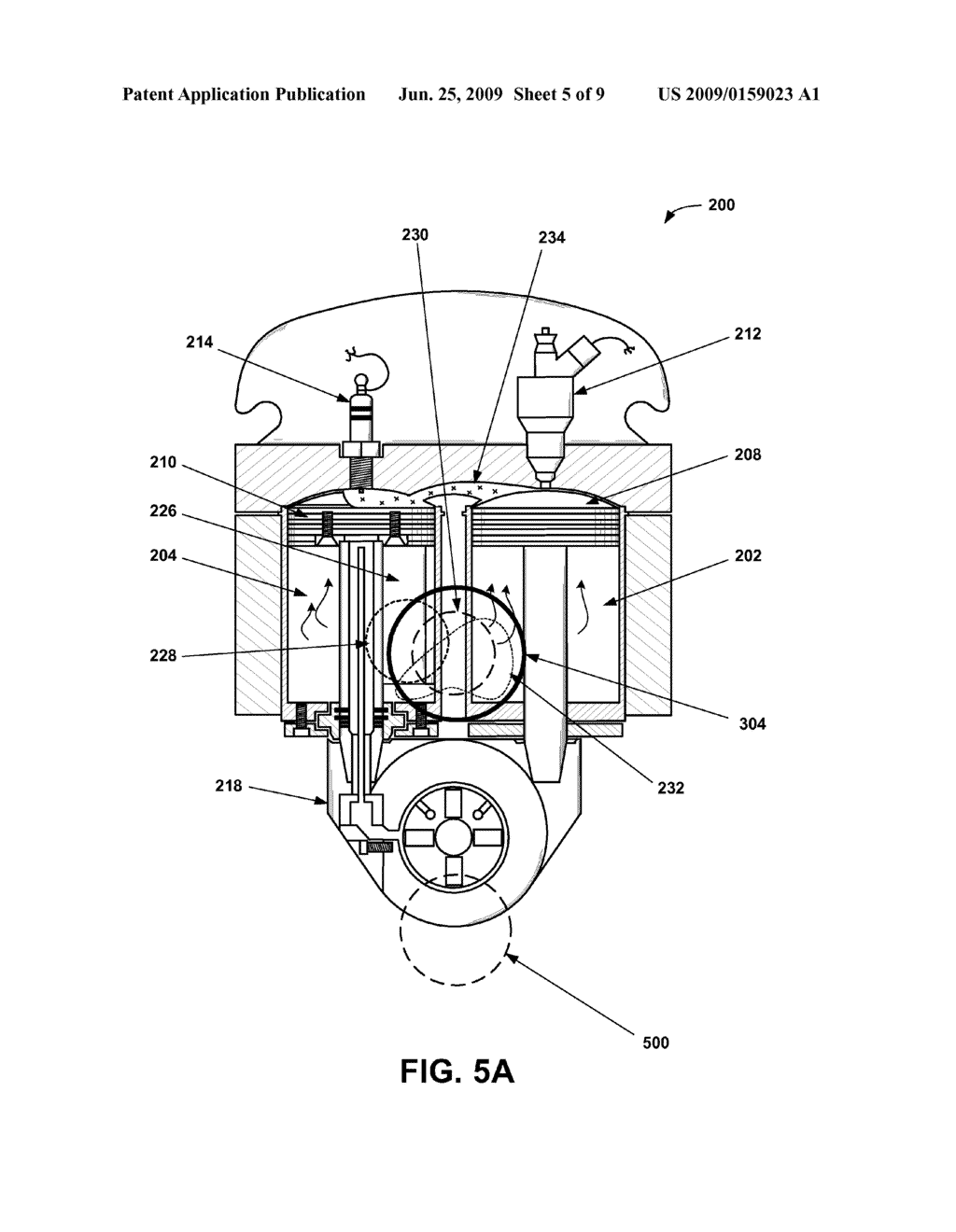 hight resolution of internal combustion engine twin power unit having an oscillating cylinder diagram schematic and image 06
