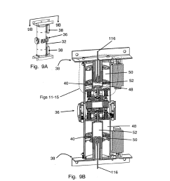 two stroke opposed cylinder internal combustion engine with integrated positive displacement supercharger and regenerator diagram schematic and image  [ 1024 x 1320 Pixel ]