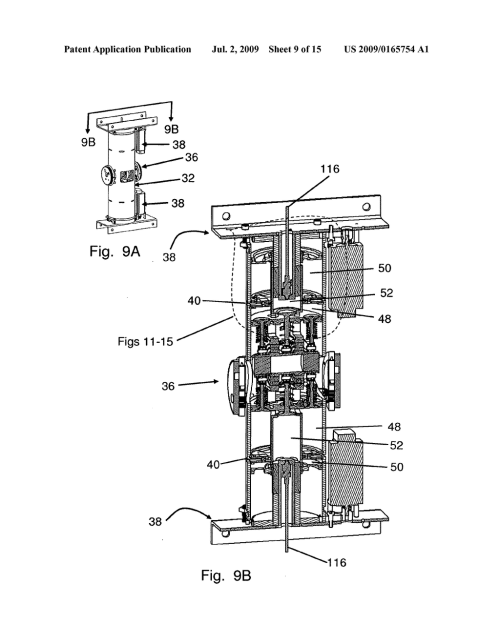 small resolution of two stroke opposed cylinder internal combustion engine with integrated positive displacement supercharger and regenerator diagram schematic and image