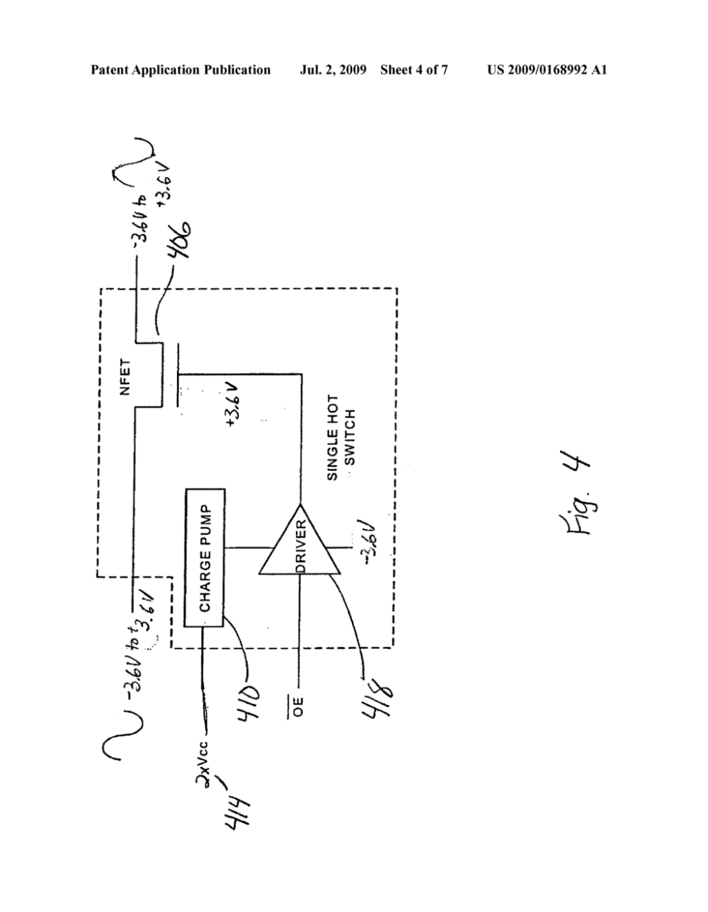 medium resolution of monolithic solid state relay circuit for telecom wireline applications diagram schematic and image 05