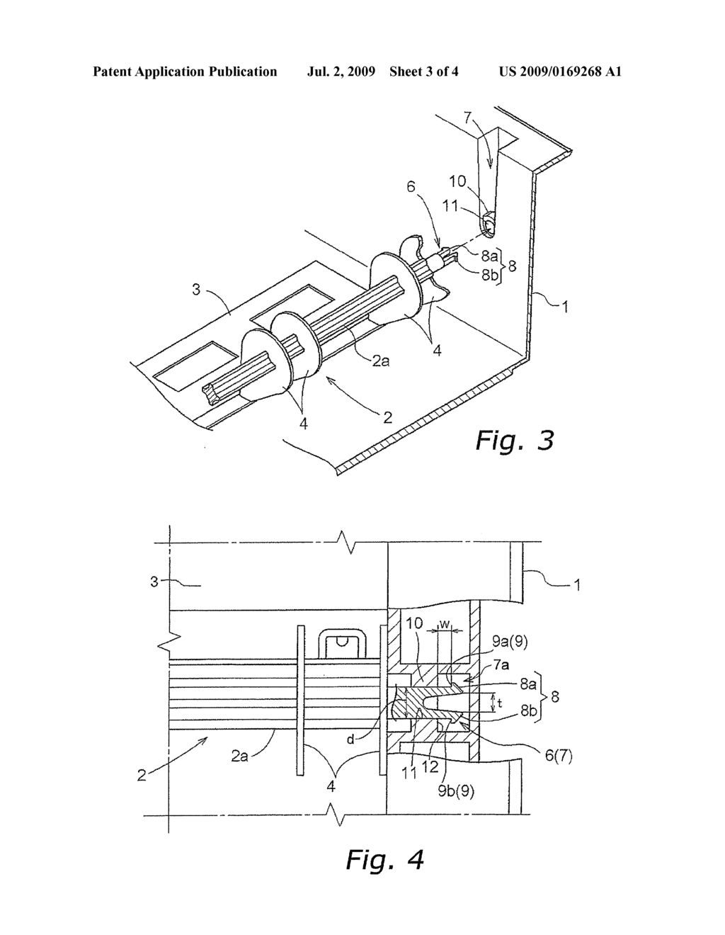 hight resolution of rotary mounting structure for toner cartridge diagram schematic and image 04