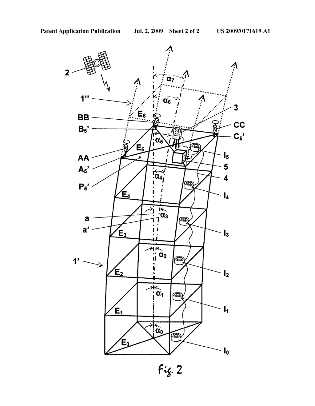 High Rise Structure Diagram