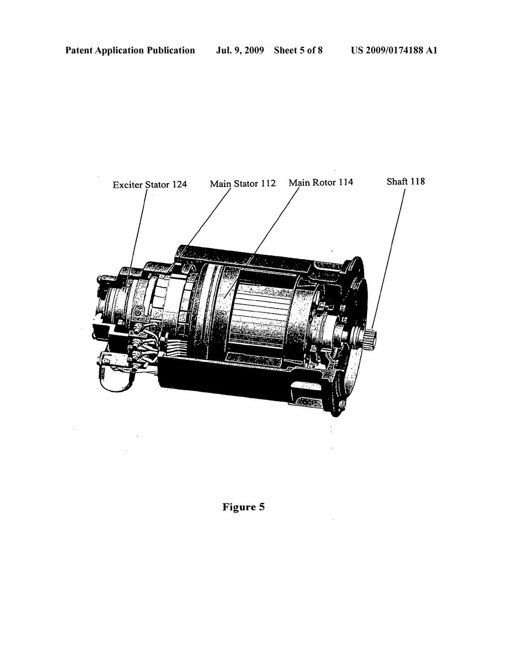 Starter Generator Schematic