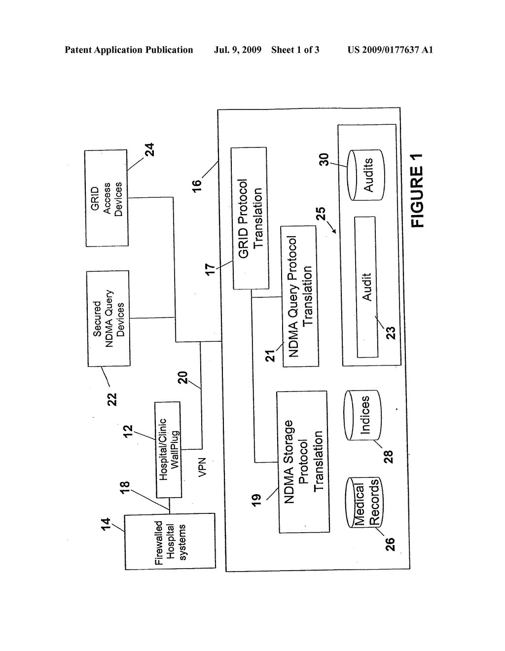 hight resolution of ndma db schema dicom to relational schema translation and xml to sql query translation diagram schematic and image 02