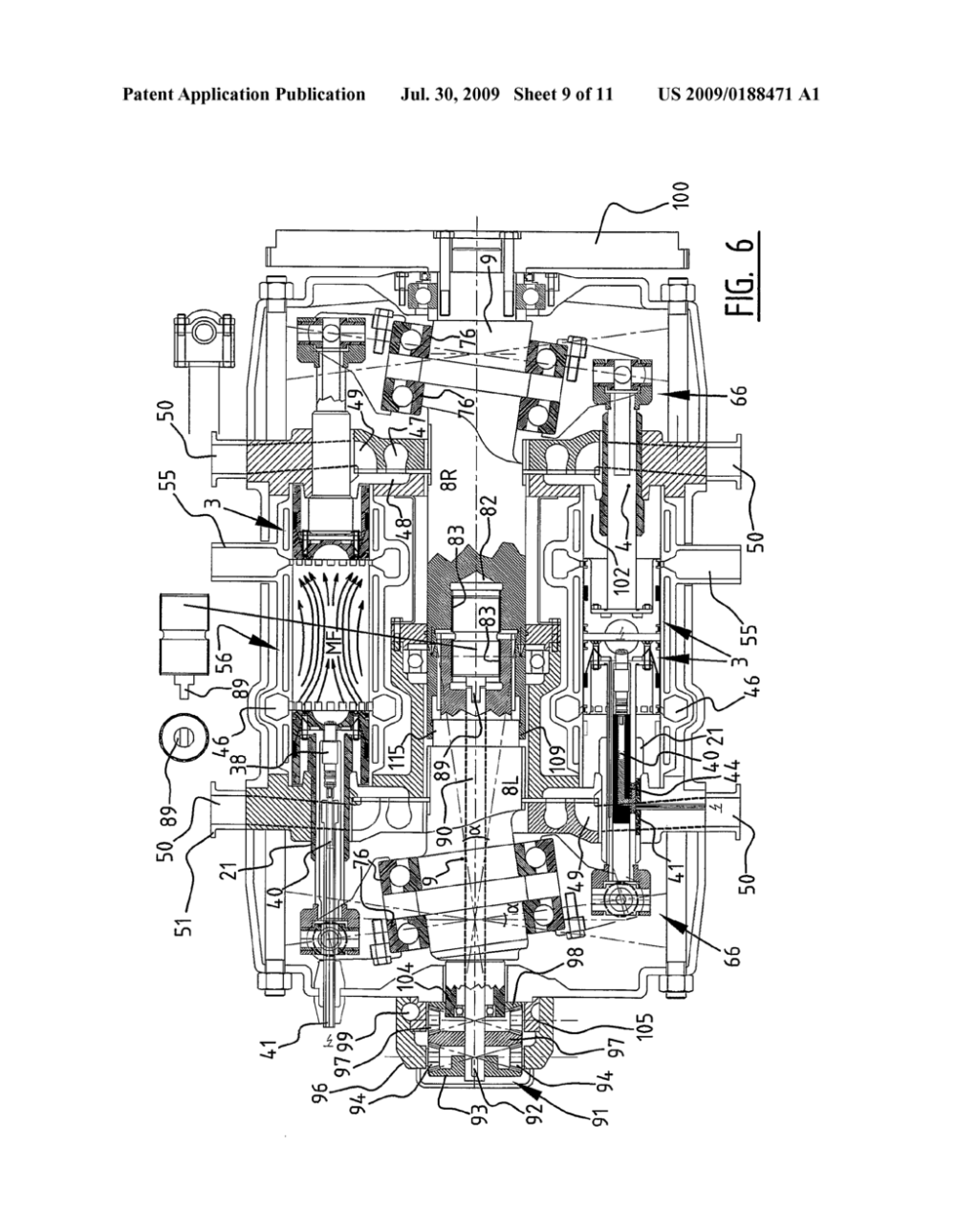 medium resolution of internal combustion engine with variable compression ratio diagram schematic and image 10