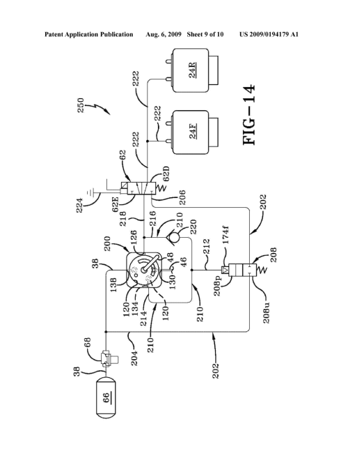 small resolution of multi stage height control valve including position sensitive pilot signal and pressure boost for vehicle air springs diagram schematic and image 10